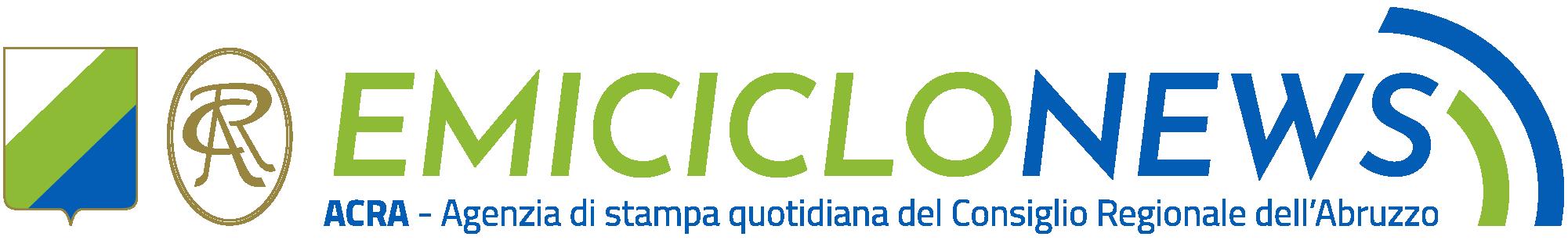 Emiciclo News - ACRA - Agenzia di stampa quotidiana del Consiglio Regionale dell'Abruzzo
